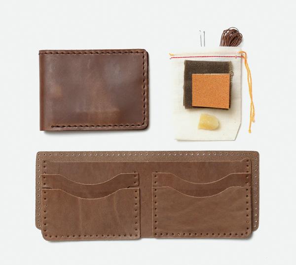 diy horween leather kit