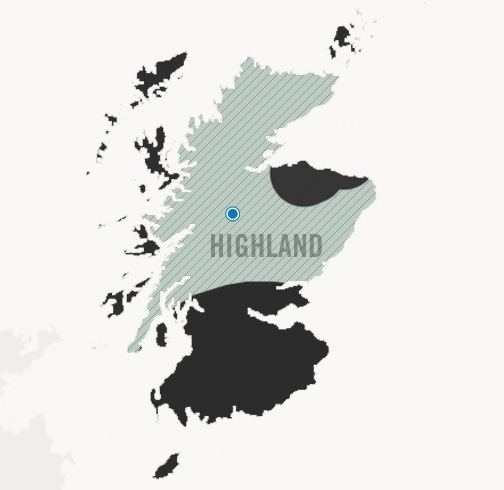 highland scotch region