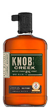 Knob Creek Rye bottle