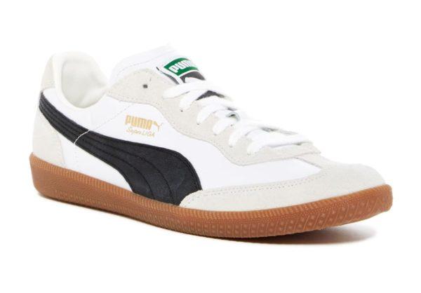 PUMA Super Liga OG Retro Leather  Suede Sneaker