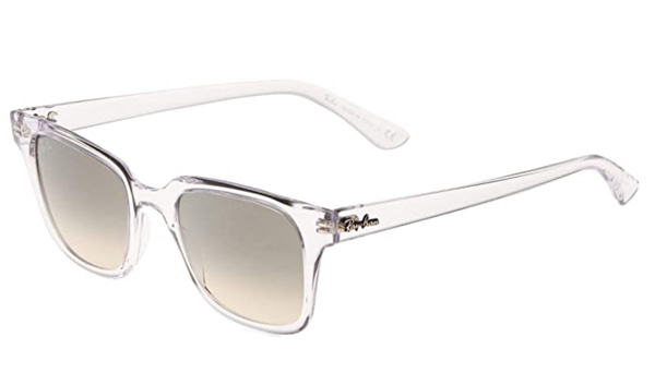 ray ban clear sunglasses