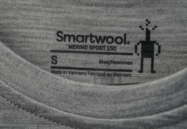 smartwool merino wool label