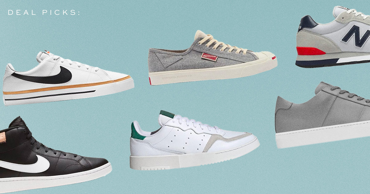 Spring Into Sneakers: 26 Fresh Kicks on Sale at Nordstrom Rack Right Now