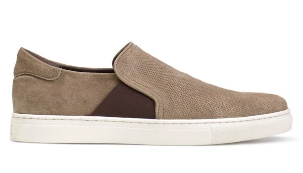 Trask Ayers Perforated Slip On Sneaker