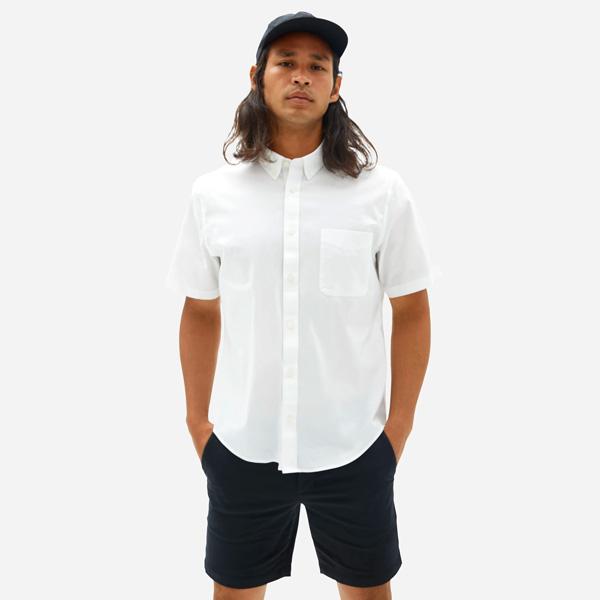 everlane short sleeve shirt