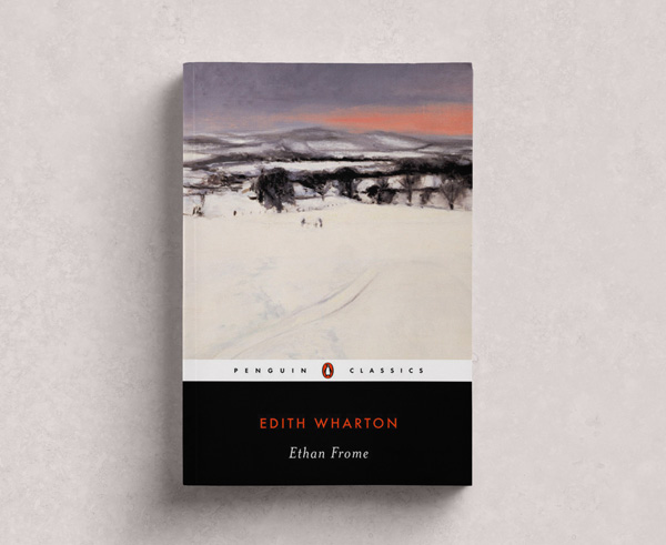 Ethan Frame book cover
