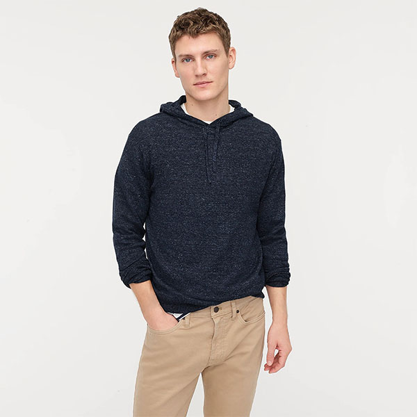 J.crew sweater hoodie