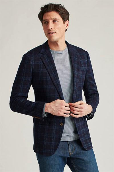 bonobos italian knit blazer