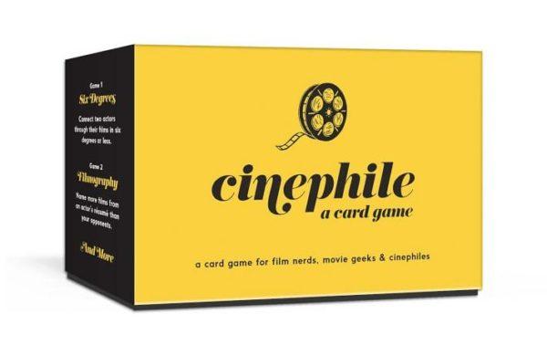 cinephile card game