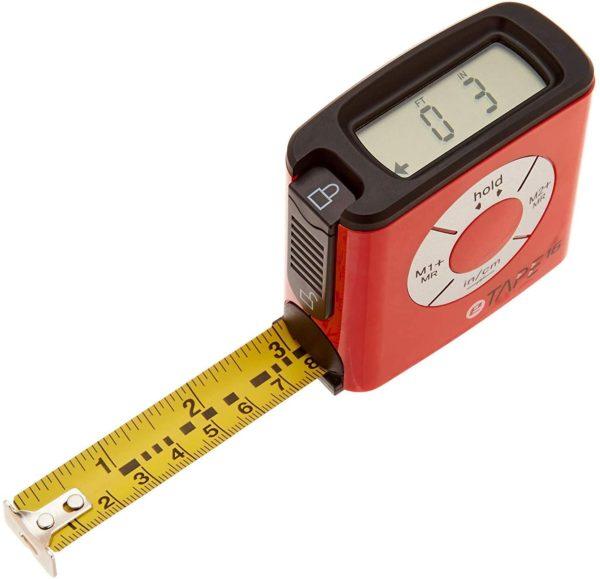 sixteen feet digital tape measure