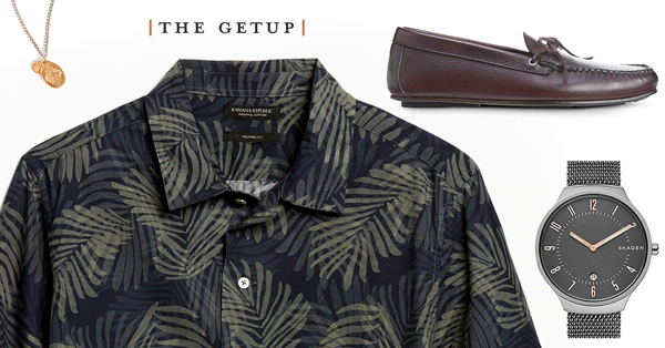 The Getup: Summer Evening Ready
