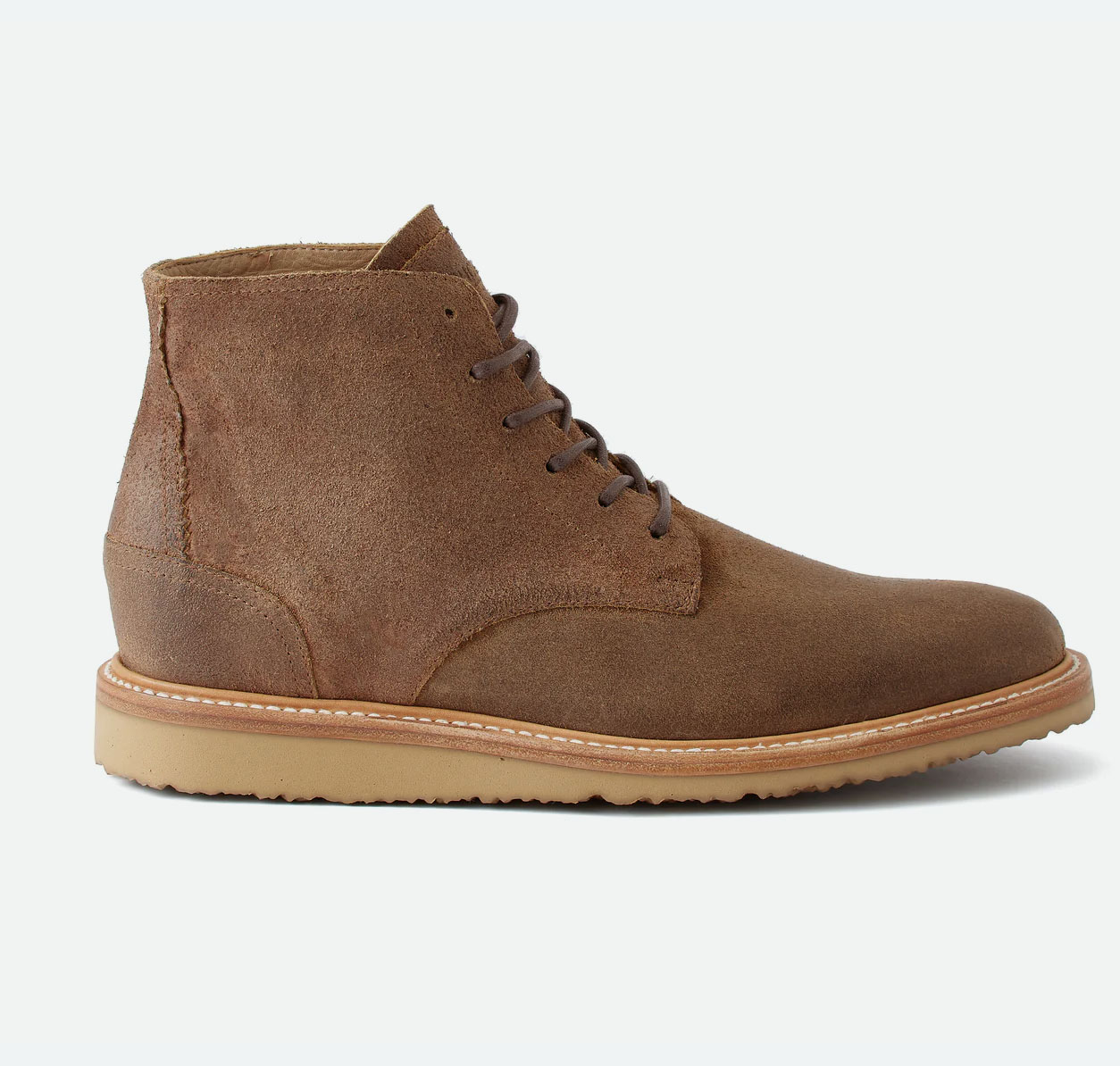 winslow suede brown boot for men from huckberry