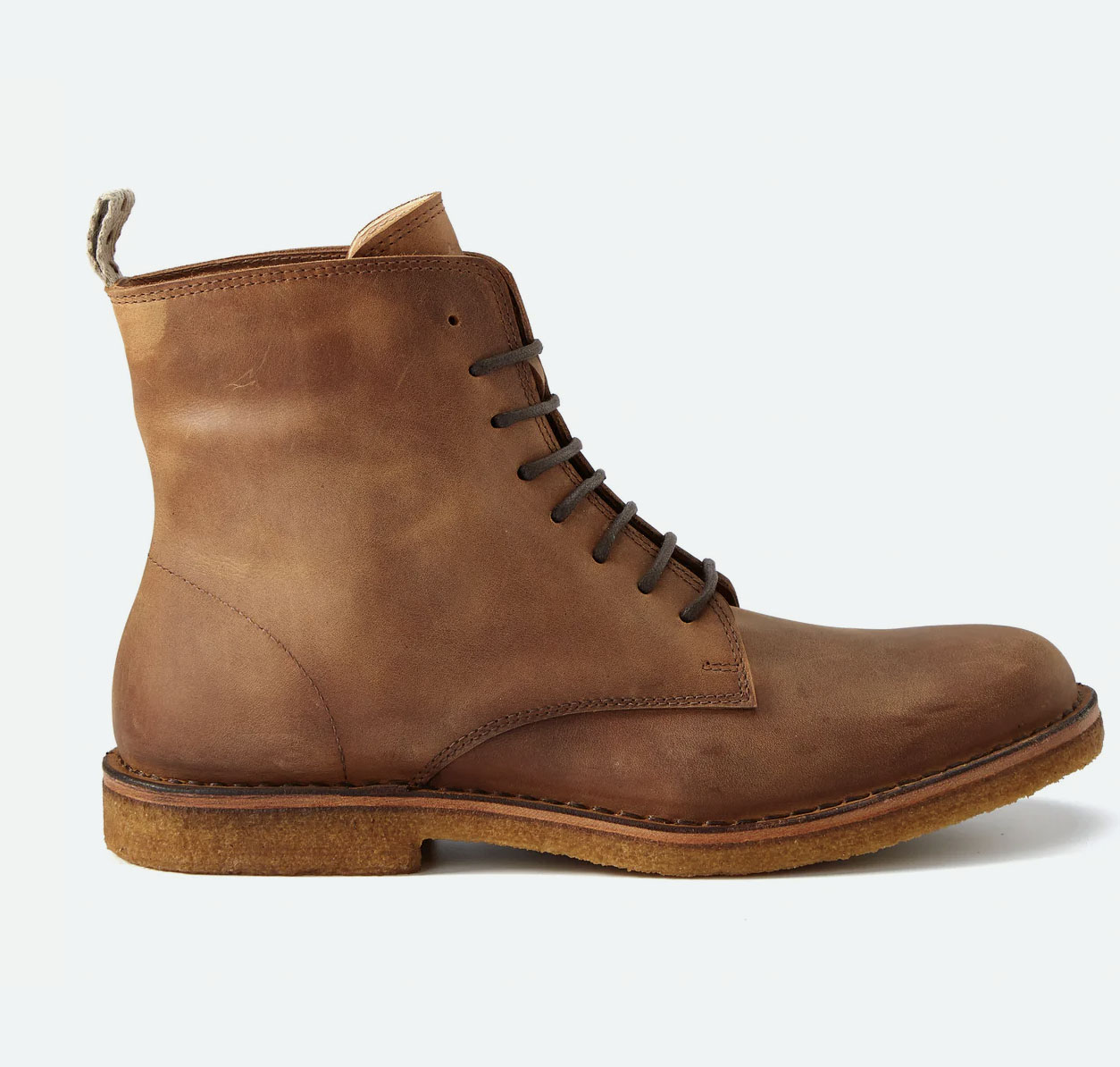 brown lace up boots for men from huckberry