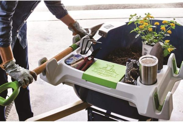 burro buddy lawn and garden holding tray