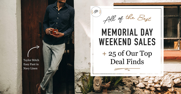 Every Memorial Day Weekend Sale Worth Shopping + Our Picks