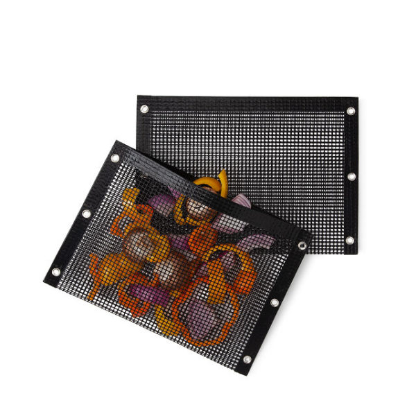 mesh grill bags set of two