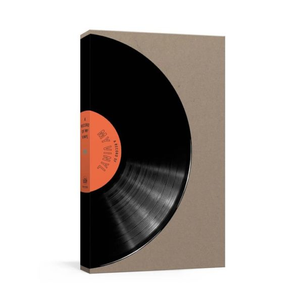 a record of my vinyl companion journal