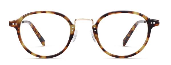 warby parker tortoise frame eyeglasses