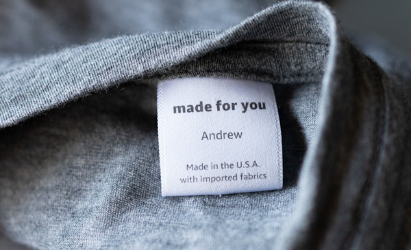 made for you Andrew tshirt