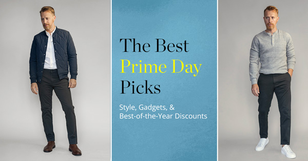 Updated: Prime Day Starts Now: Our Top Picks For Style, Tech, and More