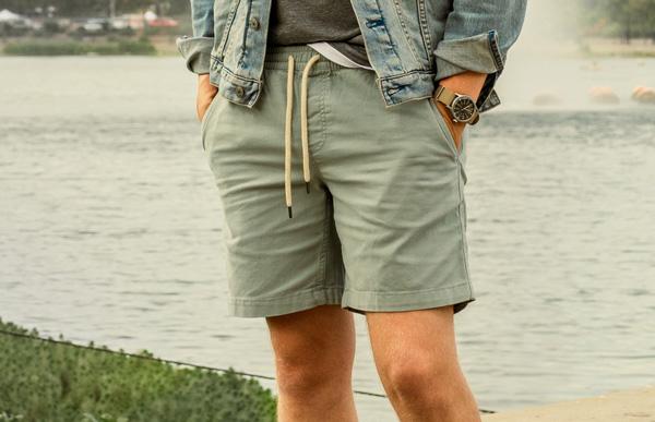 drawstring shorts outfit