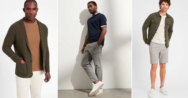 Banana Republic Deals: $16 Dress Shirts, $29 Shirt Jackets, + More