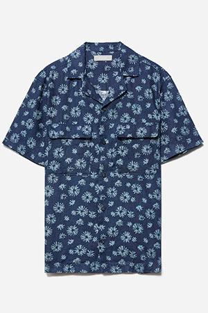 everlane camp collar shirt