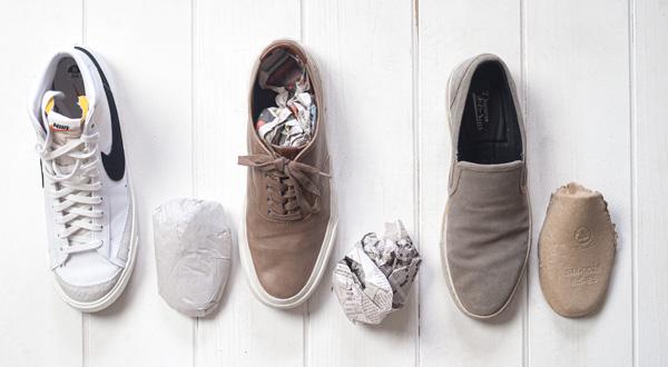 Shoe tree alternatives for sneakers