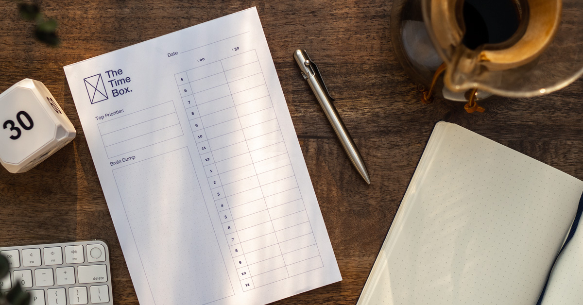 The Productivity EDC Kit: 7 Items to Turbo Charge Your Focus & Output