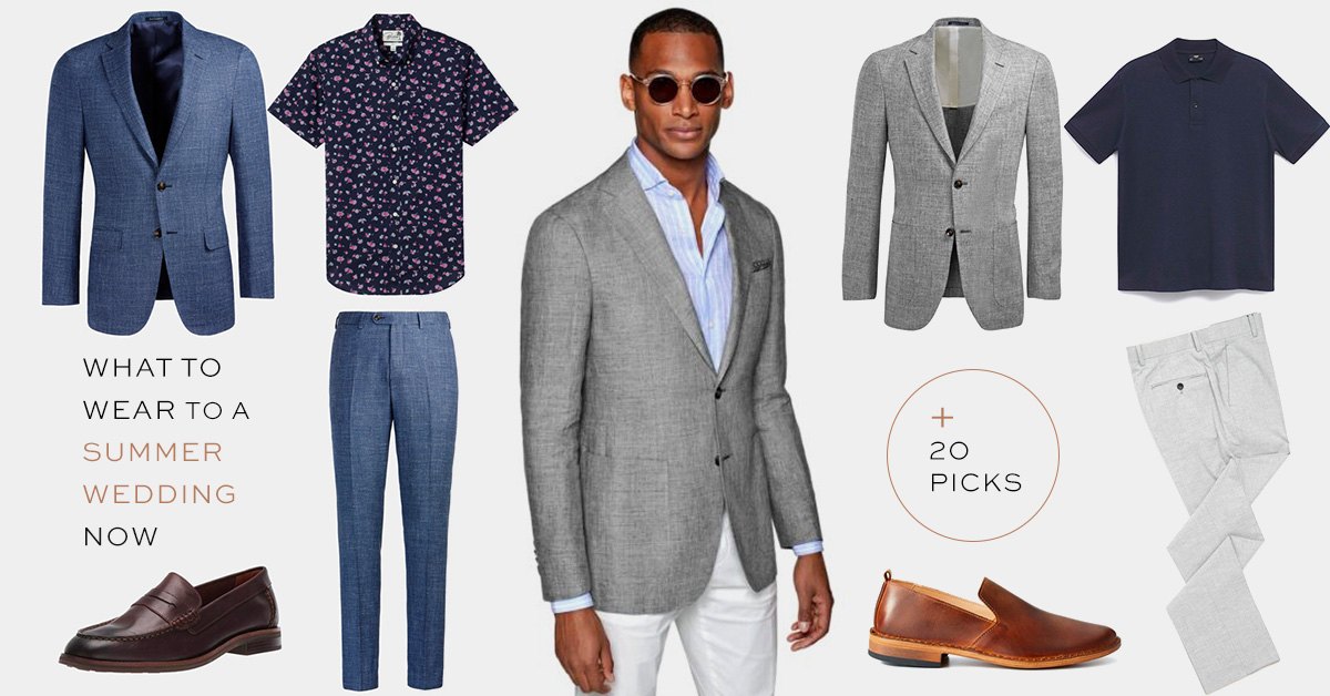 What to Wear to a Summer Wedding Now + 20 Picks
