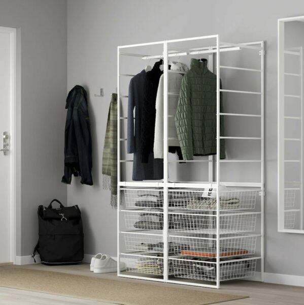 wardrobe combination storage unit