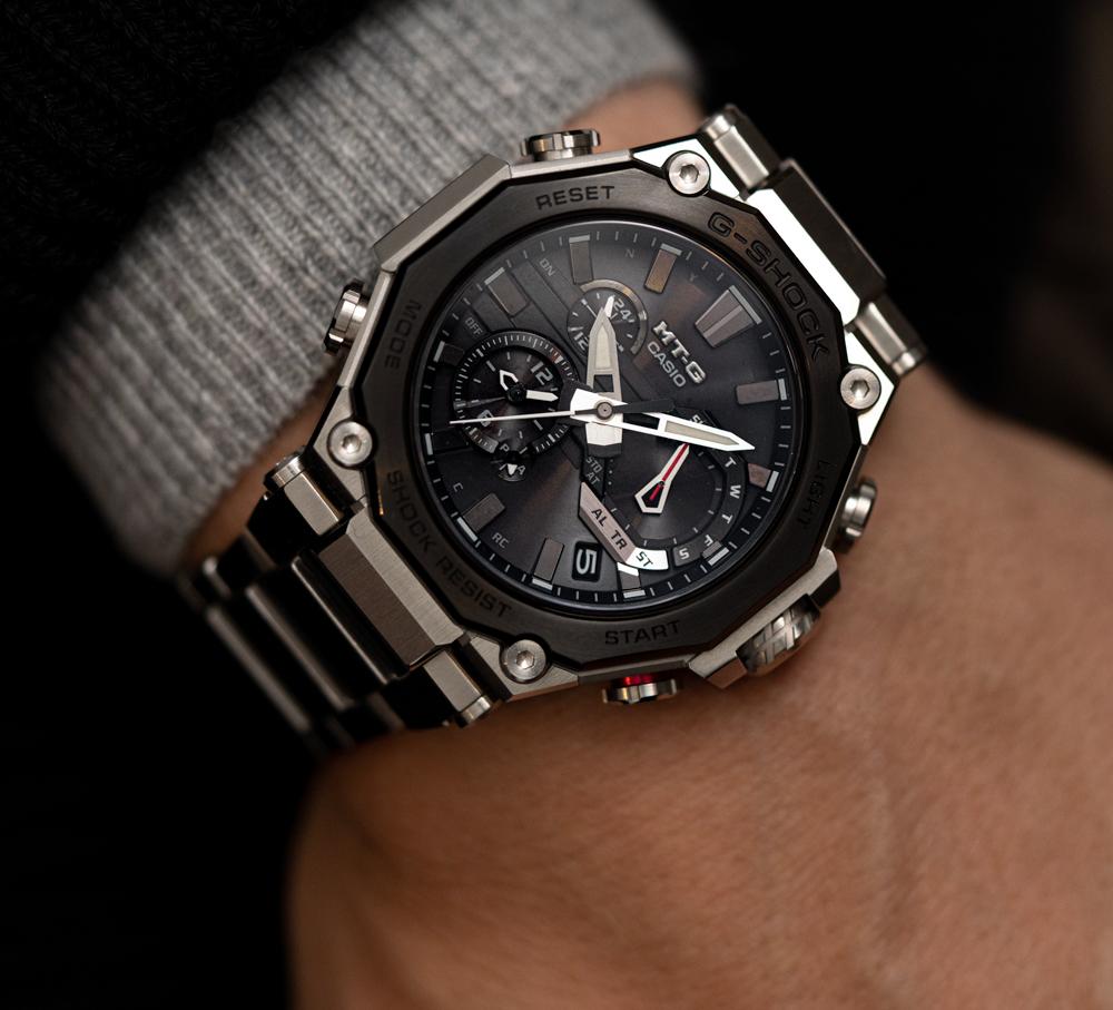 Casio G-Shock MT-G Watch
