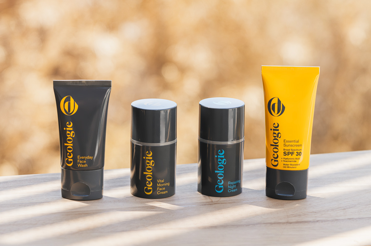 Geologie personalized skincare