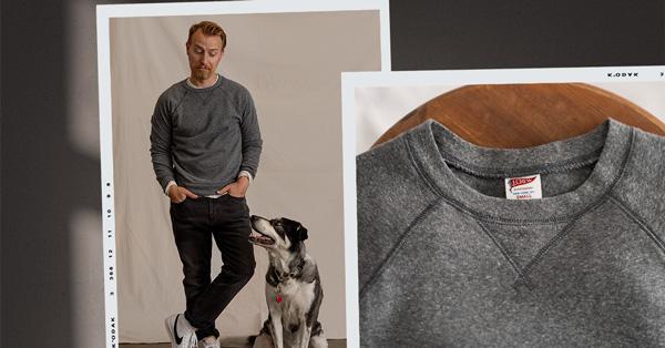 Video: 4 Things to Nail the Vintage Grey Crewneck Sweatshirt Look
