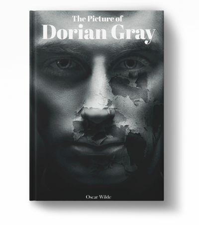 pictures of dorian gray book cover