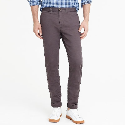 grey khaki pant