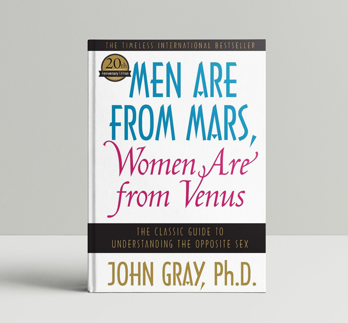 men are from mars book cover