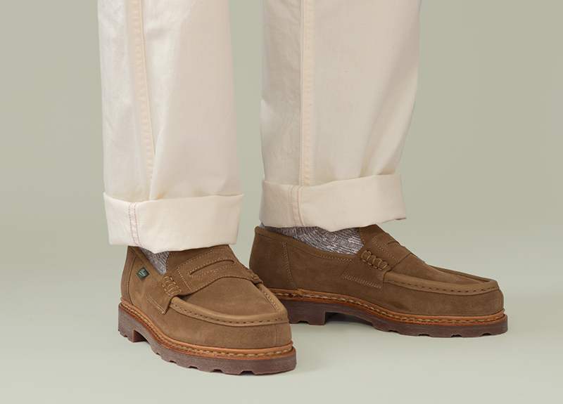 paraboot loafer
