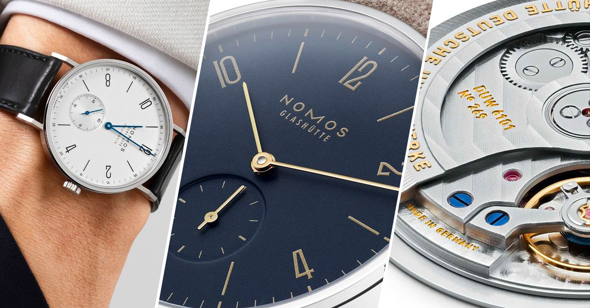 Not a Dive Watch Guy? This Minimalist German Watch Brand is the Investment Upgrade Your Wrist Needs